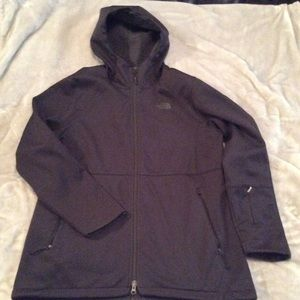 Worn once NORTH FACE WIND WALL ANORAK.